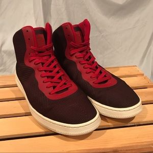 Nike NSW Pro Stepper High Top Shoes Size 11.5